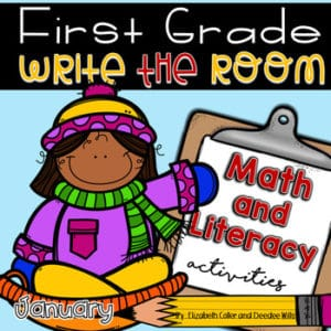Write the Room 1st Grade: May 5