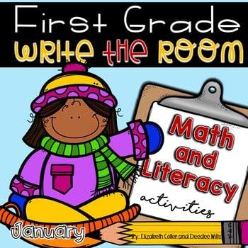Write the Room 1st Grade: January 1