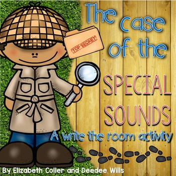 Write the Room: Case of the Special Sounds 1