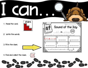 Write the Room: Case of the Special Sounds 4