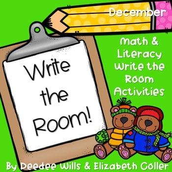 Write the Room K: December 1