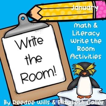 Write the Room K : January 1