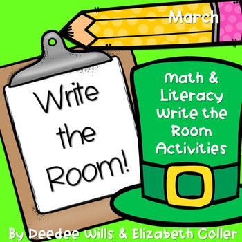 Write the Room K: March 1