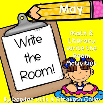 Write the Room K: May 1
