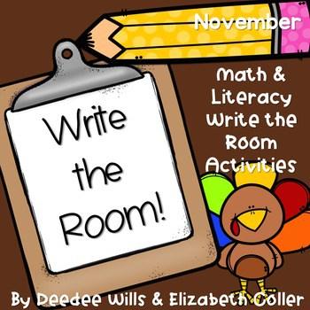 Write the Room K: November 1