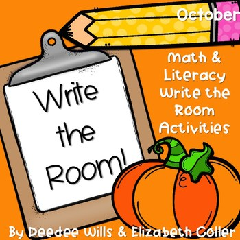 Write the Room K: October 1