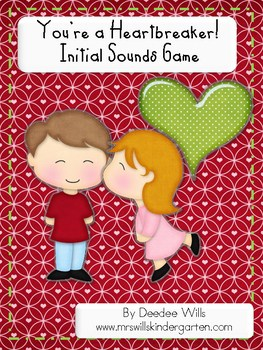 You're a Heartbreaker ~ Initial Sounds Game 1