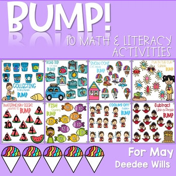 BUMP Games Monthly Math and Literacy May 1