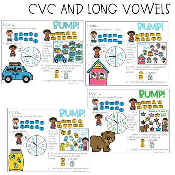 BUMP Games Monthly Math and Literacy May 3