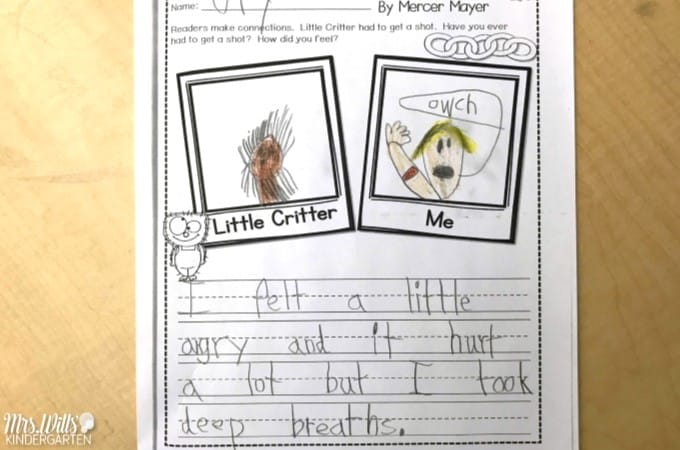 KINDERGARTEN LESSON PLANS: WEEK 24 Just Going to the Dentist 3