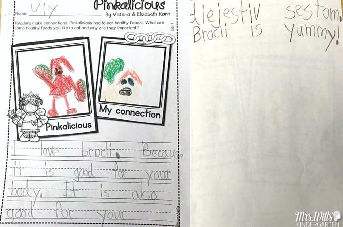 Pinkalicious Lesson Ideas (8) - Mrs  Wills Kindergarten