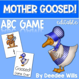 Mother Goose ABC Game