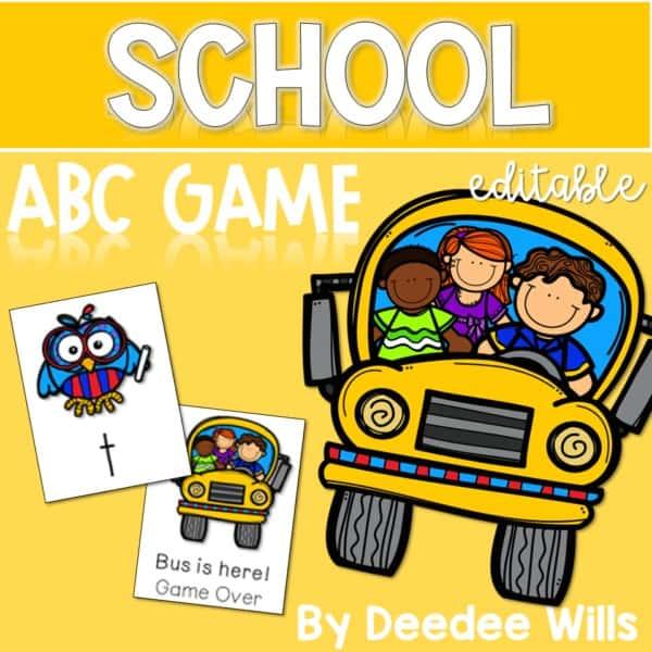School ABC Game