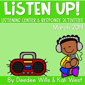 Listening Center: Listen UP! 2018-2019 K and 1st March 1