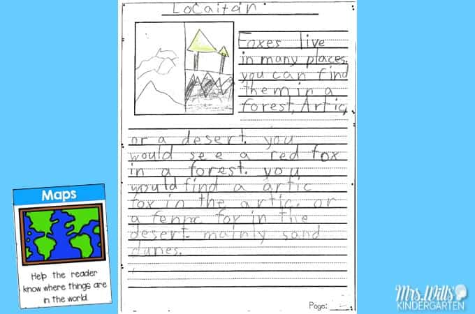 Informational writing in second grade. See how to teach writers' workshop in a 2nd grade classroom using our anchor charts and resources.