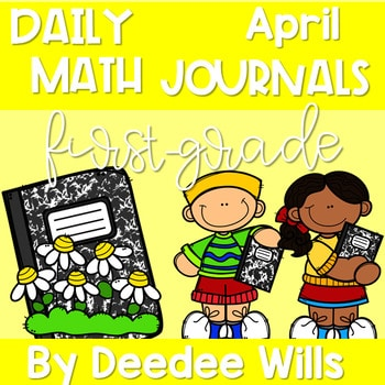 Math Journal Prompts for First-Grade | May 1