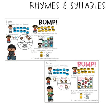 BUMP Games Monthly Math and Literacy August 3