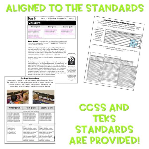 Reading Comprehension: Engaging Readers K-2 Set 3 3