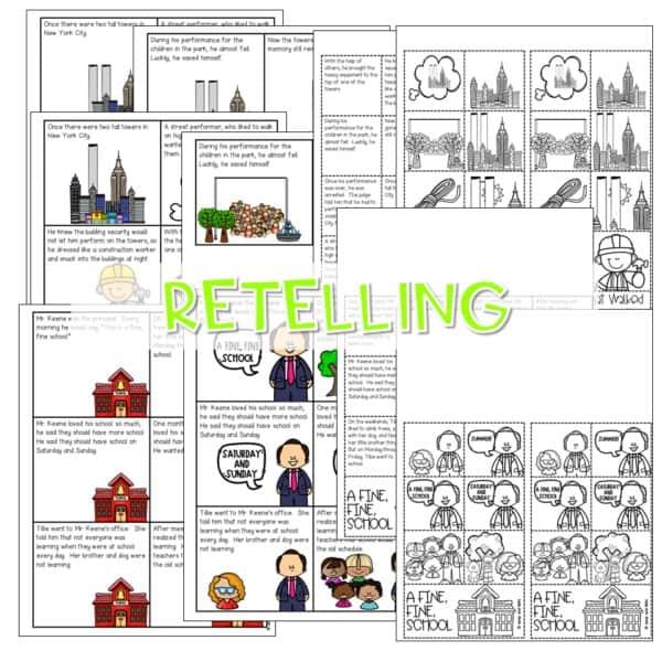 Reading Comprehension: Engaging Readers K-2 Set 3 7