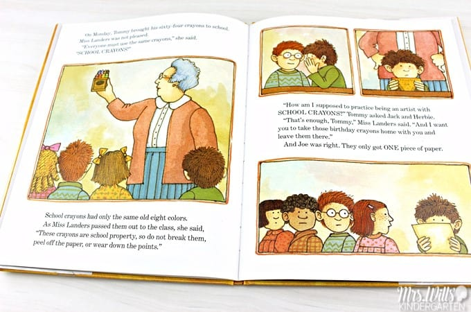 31 back to school books for primary grades. Share these great read alouds with your students during the first few weeks of school.