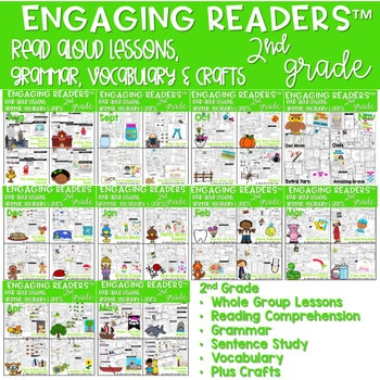 Reading Comprehension: Engaging Readers K-2 Set 3 1