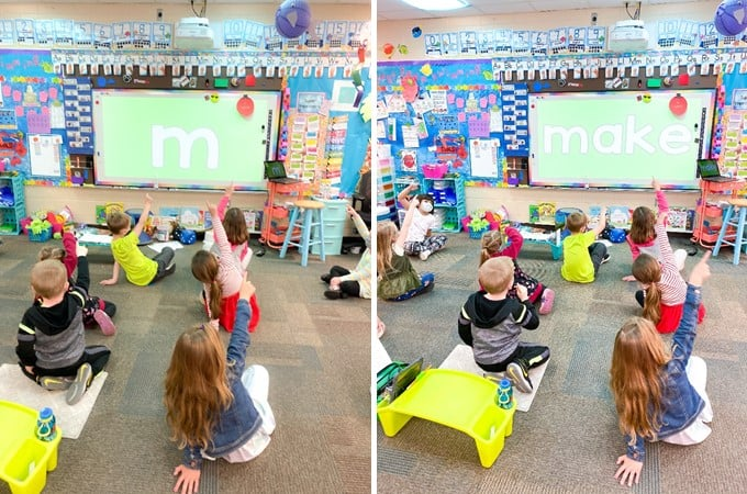 The BEST Kindergarten Schedule to Help You Fit it All in! 2