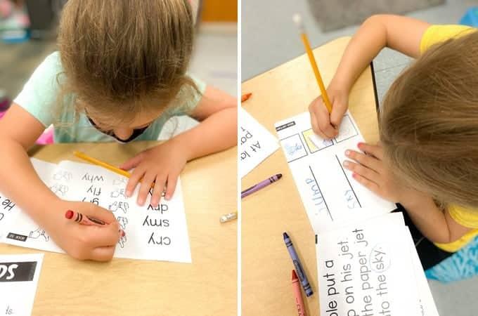 The BEST Kindergarten Schedule to Help You Fit it All in! 3