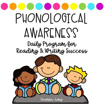 Phonological & Phonemic Awareness Program for Reading & Writing Success 1
