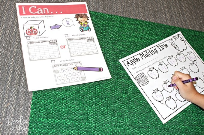 Start Centers in Kindergarten with these Sanity-Saving Tips! 5