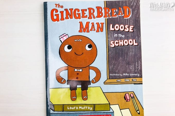 Gingerbread Man story activities for your Listening Center or Whole-Group lessons! Five Gingerbread Man books to use throughout the year. Your students will love reading about the Gingerbread Man Loose in the School, at the Zoo, on the Firetruck, and at Christmas!