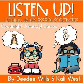 Listening Center: Listen UP! | Bear and Duck Books 1