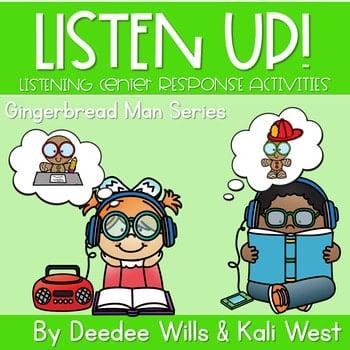 Listening Center: Listen UP! | Gingerbread Stories 1