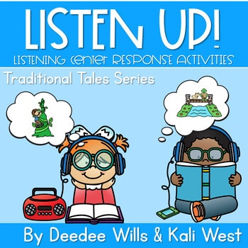 Listening Center: Listen UP! | Traditional Tales 1