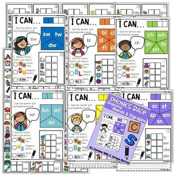 Phonics Race Games for Kindergarten 3