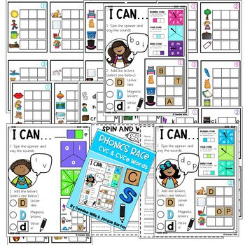 Phonics Race Games for Kindergarten 4