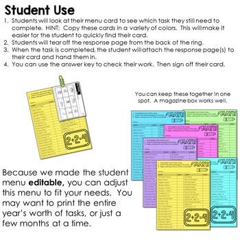Task Cards for Kindergarten   Math 2