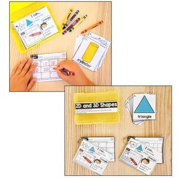 Task Cards for Kindergarten   Math 4