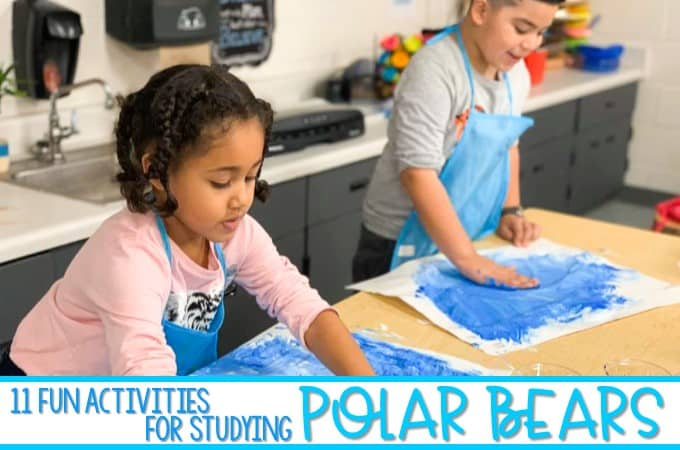11 fun polar bear activities for kindergarten (11)