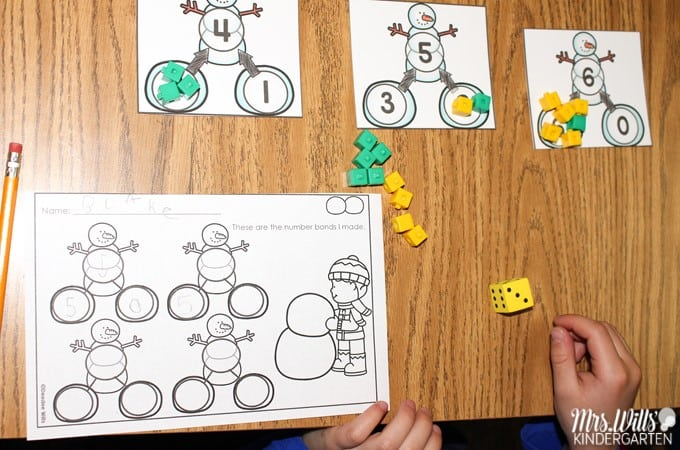Fact family games and centers for your primary classroom. With these editable activities, students practice counting numbers, number bonds, and fact families.