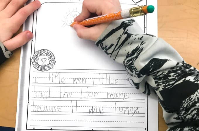 Little Red Riding Hood Lesson Plans Free Activity Too! Check out these fun kindergarten and 1st Grade ideas for reading, writing, math, literacy, and centers