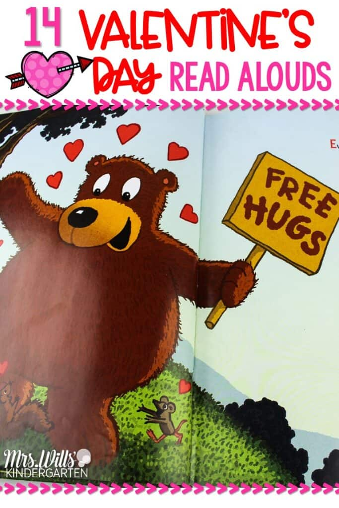 Valentine's Day read alouds to help you celebrate in your primary classroom. These fun stories are some of my favorites to share during February.