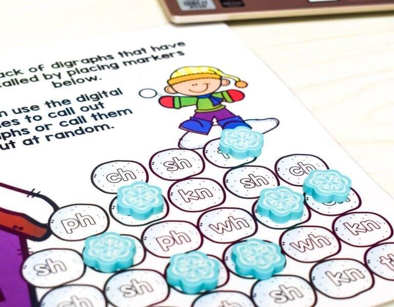 Engaging Kindergarten Phonics Games 1