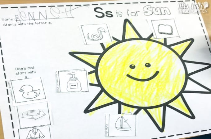 Morning work ideas for your kindergarten and first-grade students. These no-prep, printable activities will keep students engaged and ready for each day.