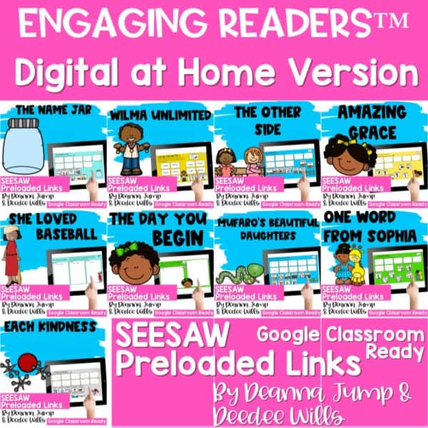 SEESAW DIVERSE BOOKS BUNDLE ENGAGING READERS 1