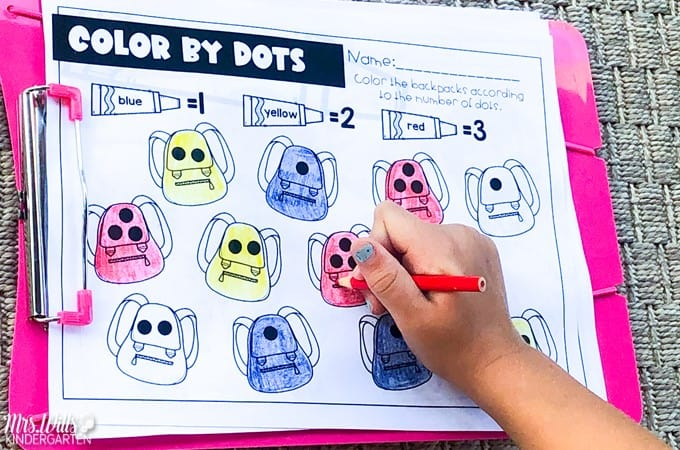 Digital activities that are printable, too! These monthly activities provide practice for K-1 math and ELA skills. Use them in your classroom or virtually for distance learning!