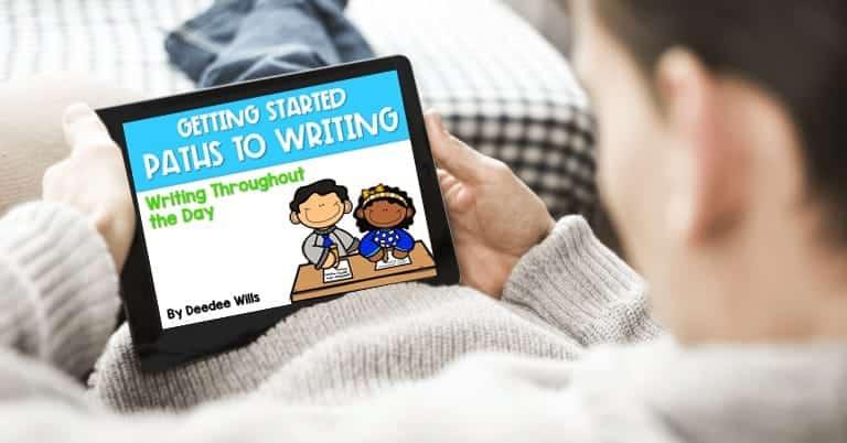 WRITERS WORKSHOP PROFESSIONAL DEVELOPMENT FOR K-2 TEACHERS