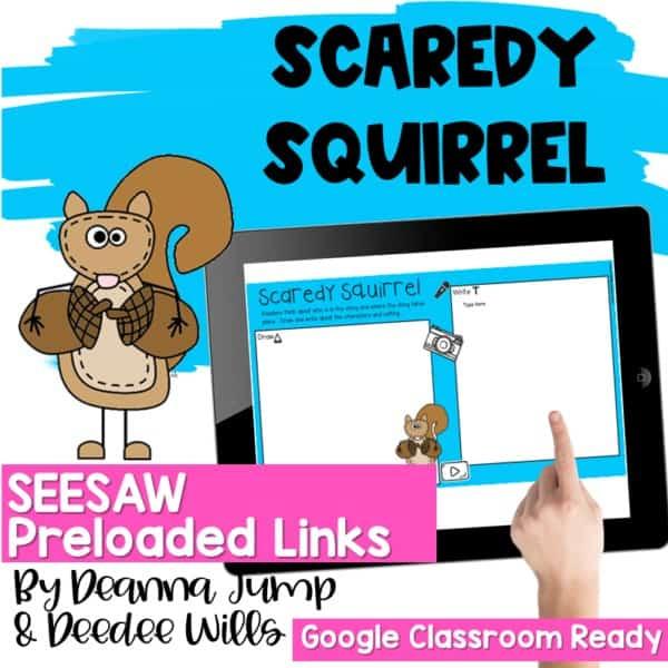 Seesaw Engaging Readers November 6