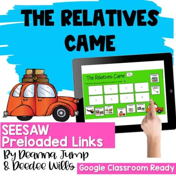 Seesaw Engaging Readers November 5