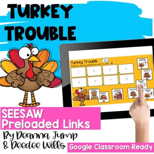 Seesaw Engaging Readers November 4