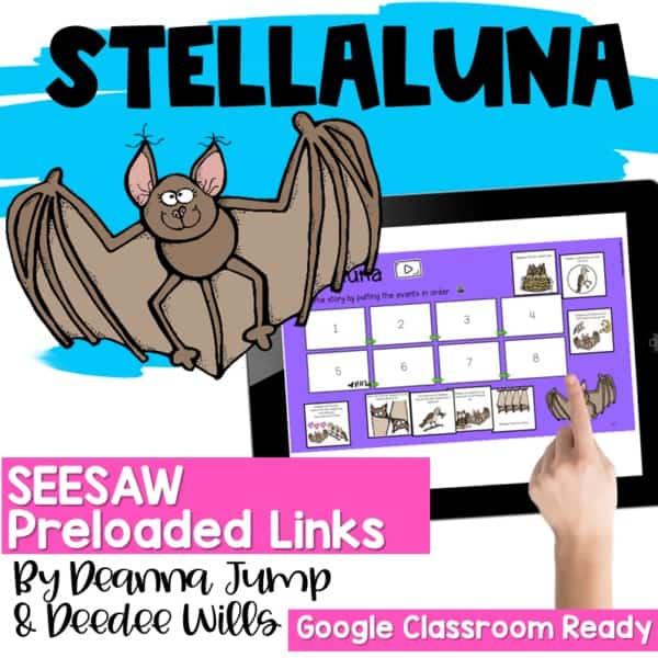 Seesaw Engaging Readers October 5